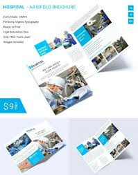 Free Two Fold Brochure Template A4 Brochure Template Word Brochure Templates Psd A4 Unique Bi Fold