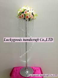Flower Display Stand For Sale Elegant Wedding Centerpiece Crystal Flower Display Stand For Sale 8