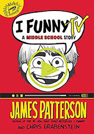 book cover of i funny tv