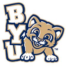 byu logo | Byu Cougar Logo | BYU football | Byu football, Football ...