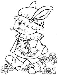 Pasqua Disegni Per Bambini Da Colorare