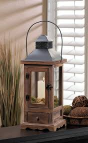 outdoor candle lantern rustic wooden candle lantern lantern for candle wood candle lantern