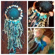 Beach Dream Catchers Dreamcatcher mini for your car from TheLittleBigShop on Etsy 36