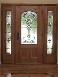 entryway stained glass doors sidelights atsg 9