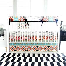 tribal baby bedding black red aqua tribal crib bedding by tribal boho baby bedding tribal baby