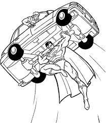 Small Picture 30 best Superman images on Pinterest Superman Colouring pages