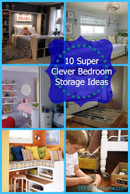 10 super clever bedroom storage ideas in all my bedrooms storage