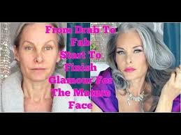 beauty tips and tricks for women over 50 eye makeup tutorial get tips on applying eye makeup from celebrity makeup artist sajata robinson learn how to