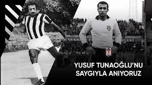 """Beşiktaş JK on Twitter: """"Efsane futbolcularımızdan Yusuf Tunaoğlu'nu  vefatının 19. yılında saygıyla ve rahmetle anıyoruz. #Beşiktaş… """""""
