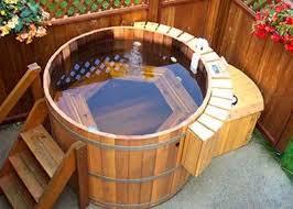 cedar outdoor hot tubs outdoor hot tub45