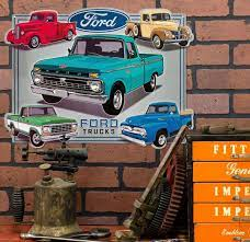 Retroplanet Posted To Instagram Who S A Ford Person Ford Truck Fordsofinstagram Myretroplanet Retroplanet Retro Sign Signs Ford Trucks Car Ads Ford