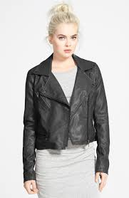 Quilted Faux Leather Moto Jacket | Nordstrom & BLANKNYC Quilted Faux Leather Moto Jacket | Nordstrom Adamdwight.com
