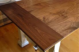 types of hardwood for furniture. Exellent For This Black Walnut Dining Table Is An Example Of The Crisp Clean Look That  Obtained From A Finished Piece To Types Of Hardwood For Furniture