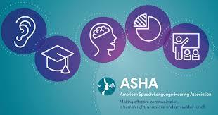 American Speech Language Hearing Association Asha