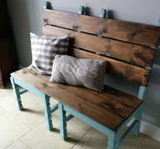 recycled furniture pinterest. upcycle old chairs into a creative bench using wood or pallet recycled to create this unique furniture pinterest c