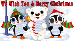 Christmas For Kids Christmas Songs For Children With Lyrics We Wish You A Merry