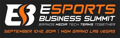 2019 Program - 2019 - ESports Business Summit