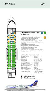 Atr 72 Aircraft Seating Chart Related Keywords Suggestions