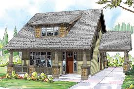 craftsman style house plans. #108-1530 · This Is The Colored Front Rendering For These Craftsman House Plans. Style Plans
