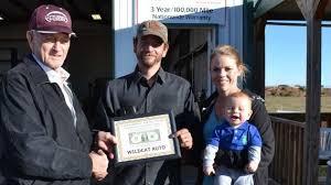 Congratulations Certificate   Lamb County Leader News