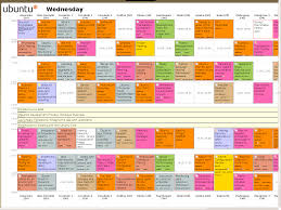 block schedule maker rethinking the ubuntu developer summit well see matt zimmerman