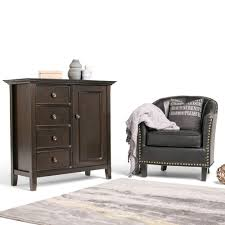 storage for office at home. Amherst Dark Brown Storage Cabinet For Office At Home