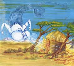 Image result for the wind children's illustration