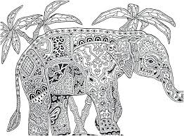 Animal Mandala Coloring Pages To Print Mandala Coloring Pages For