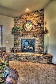 stone and brick corner fireplace design corner fireplace design ideas kaem home inspiration