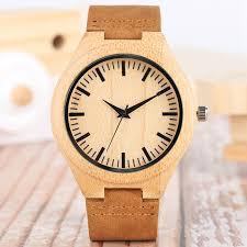 men s wood watch