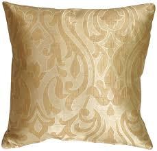 cream decorative pillows.  Decorative French Scroll In Caramel Cream Decorative Pillow On Pillows L