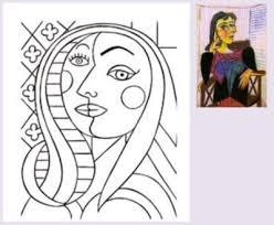 Small Picture Picasso Nurvero La vie en classe ART Pinterest