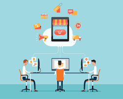 Benefits of e-Commerce Business for retailers customers