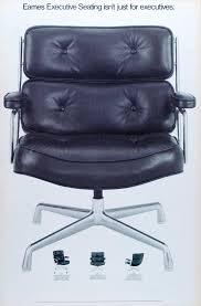 Eames Soft Pad Lounge Chair Herman Miller  Hastac 2011Management Chair Herman Miller