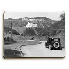 hollywood los angeles c 1924