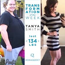 Transformation Tuesday I Tanya Smith | Quest Blog