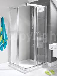 shower cubicles. Simpsons Supreme Corner Entry Shower Enclosure 700mm - 7274 Cubicles