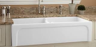 Kitchen  Adorable Kitchen Sink Sizes White Farmhouse Sink Trough Barn Style Kitchen Sinks