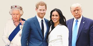 Criticism of Meghan Markle and Prince Harry talking politics is unfair -  Insider