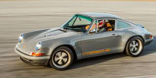 Singer photography by drew philips. Porsche 911 Reimagined By Singer Exclusive Photos