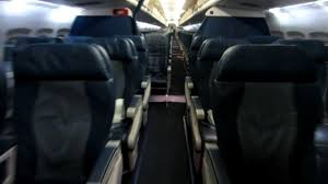 Delta Md 90 Cabin Tour Old Youtube