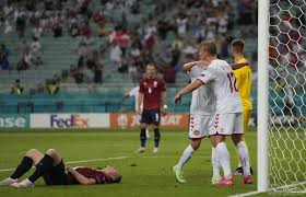 Im dritten viertelfinale der euro 2020 spielen tschechien und dänemark um den einzug ins halbfinale.die partie wird am samstagabend um 18 uhr im olympiastadion in baku angepfiffen. 0zc1lvdmljgeam