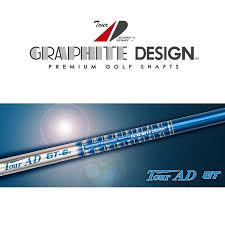 Graphite Design Tour Ad Golf Shafts Graphite Design Tour Ad Gt Driver Shaft