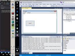Design View Visual Studio 2015 Visual Studio 2015 Tabcontrol Disabling Keyboard Shortcuts