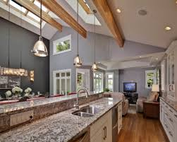 Vaulted ceiling kitchen lighting Gabled Ceiling Vaulted Ceiling Kitchen Lighting Inspirational Lighting For Cathedral Ceiling Kitchen Kitchen Lighting Ideas Openactivationinfo Inspirational Vaulted Ceiling Kitchen Lighting Divineducationcom
