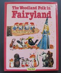 The Woodland Folk in Fairyland: Amazon.co.uk: Crawford Muriel, Wolf Tony:  9780528825644: Books
