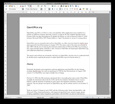 Open Office Resume Template Open Office Resume Template Resume Badak 91