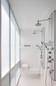 Contemporary Shower Bathroom Delta Contemporary Shower Mount Hand Shower With White