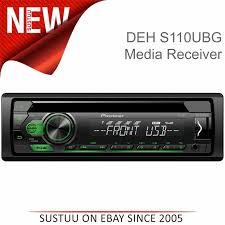 <b>Pioneer deh-s110ubg</b> 1din autorradio Autoradios Motor: piezas y ...
