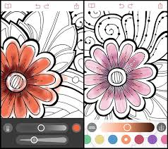 coloring book premium free fun games for stress relieving color therapy